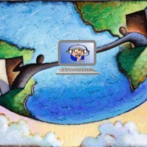 Atendimento Psicológico Online diminui a distancia entre o sofrimento e a ajuda profissional.
